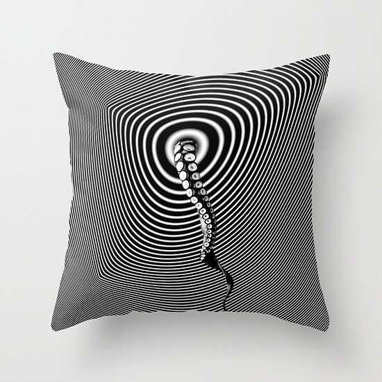 Moire Tentacle