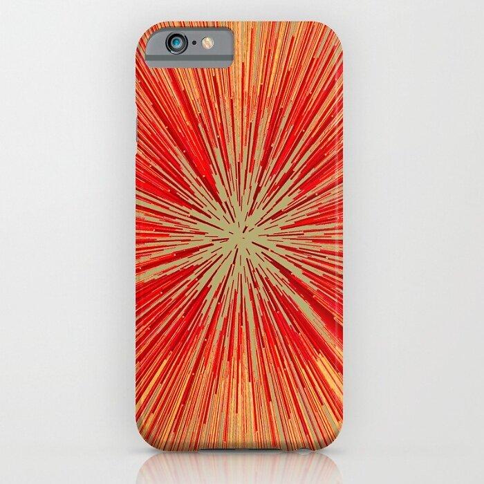 Fibo Burst Red