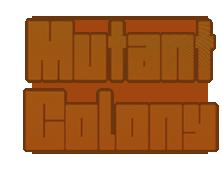 Mutant Colony // Neo-Futuristic Goods